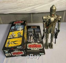 1979 Ig-88 12 15 Pouces Complet Avec Boîte Wars Vintage Étoiles Kenner Figure Doll