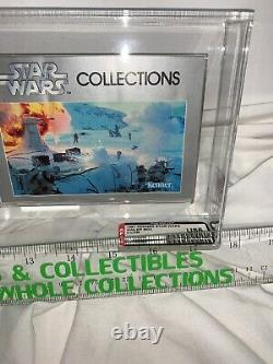 1981 Kenner Star Wars Vintage 4-lom Mailer Afa U85/90/80 Just Graded Look Wow