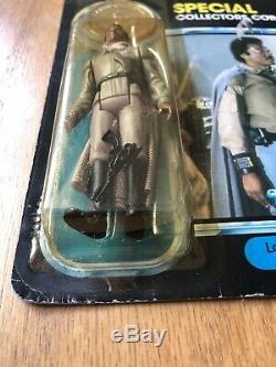 1984 Non Percé Vintage Star Wars Le Pouvoir De La Force Lando Moc 92 Retour 17 Derniers