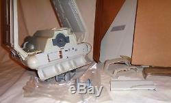 1984 Vintage Kenner Star Wars Rotj Imperial Shuttle Complète Des Inserts De Menthe En Boîte