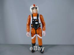 7630 Star Wars Vintage Luke Skywalker Pilote X-wing Européen Pbp 1978