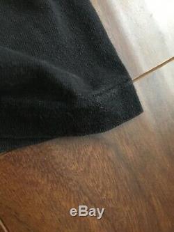 90 Vtg Star Wars Boba Fett Shirt Sz XL Noir Des Années 1990 Changements Tag