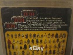 Afa 85 Vintage Star Wars Tri Logo Archiveur Impérial D-back Archival