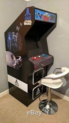 Armoire À Machine D'arcade Vintage Rétro Star Wars Des Années 1980