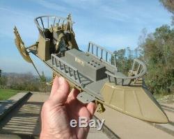 Beau Complet 14 Tatooine Skiff Potf 1984 Withkenner 1995 Parts Wars Vintage Étoiles
