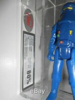 Blue Stars Uzay Star Wars Savascilari Vintage 1988 No Accessoires Graded Ukg 80