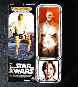Boba Fett Star Wars Vintage Kenner Rétro 12 1 / 6e Scale Chiffres Scellé Boîte 2004