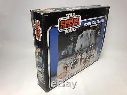 Boite De Jeu D'aventure Hoth Ice Planet Star Wars Vintage Esb