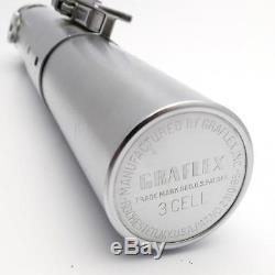 Bouton Rouge Vintage Original Graflex À 3 Cellules, Bouton Sabre Laser Luke Skywalker Clean