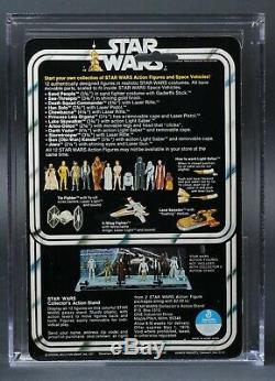 Cape Jawa Vintage En Vinyle Star Wars 12 Retour-a Afa 85+ (85/90/90) Moc