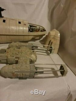 Collection De Lots En Vrac Star Wars De 1977 À 1989 Kenner