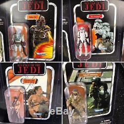 Collection Star Wars Vintage Collection 2011 Exclusive À Sdcc La Revanche Du Jedi