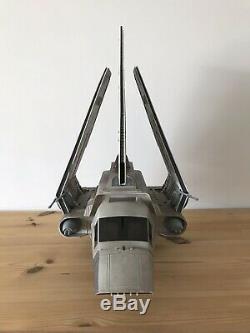 Collection Taga Sydirium Saga De La Navette Impériale Star Wars Lfl 1984 Kenner Not Vintage