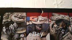 Collection Vintage Star Wars Millennium Falcon 2012 Jouets R Us Exclusive