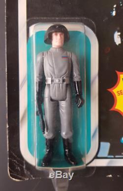 Commandant D'escadron De La Mort Star Wars 21g, Esb 21 Retour Moc Dsc