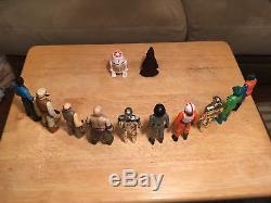 Coque Esb Vintage Kenner Star Wars, Grande Figurine, Cartes, Dos, Magazines D'armes + Lot