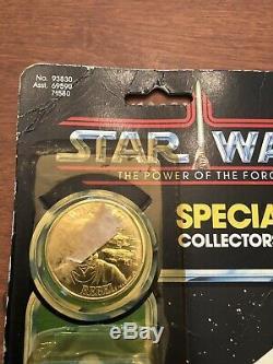 Cve Pilote Star Wars Potf 92 Vintage Star Power Puissance De La Force Last Last 17 Original