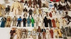 Énorme Lot De 85 Figurines D'action Star Warsvintagelegacysagahasbrokennerblack2