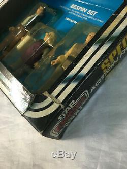 Ensemble De 3 Bespin Kenner Esb Star Wars Vintage 1981, Han Solo Ugnaught Lobot