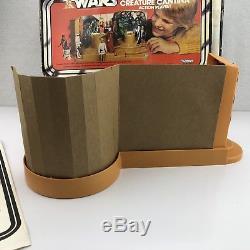 Ensemble De Jeux D'action Vintage Star Wars Creature Cantina