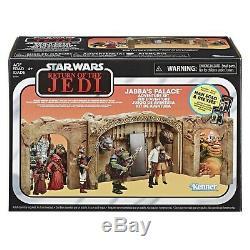 Episode VI Du Palais De Jabba Vintage De Star Wars, Jeu De Retour Du Jedi Adventure