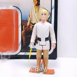 Esb Skywalker Farmboy Vintage Luke Star Wars Figure & 41 Retour Moc Kenner 1977