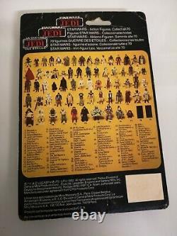 Figure Vintage De Logo De Tri De Star Wars De Dark Vador Sur La Carte