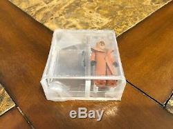 Figurine D'action De Cape Jawa Hk Vintage Kenstar En Vinyle Star Wars 1977