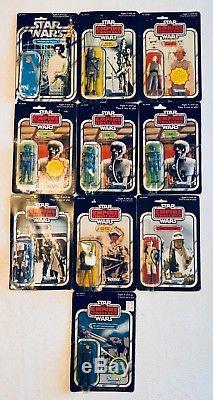 Figurine D'action Kenner Vintage Star Wars Avec Figurine Moc Canada Lot Canadien