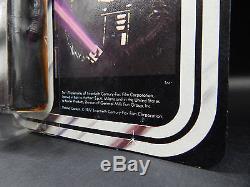 Figurine D'action Vintage Star Wars Darth Vader Kenner Moc 12 Retour Non Épuré Harbert