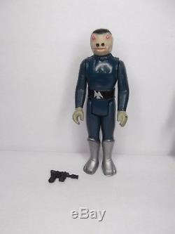 Figurine Kenner Star Wars Vintage Blue Snaggletooth Sears Exclusive Complet