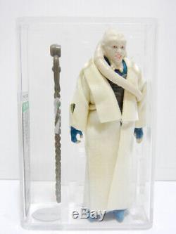 Figurine Kenuna Fortuna Avec Figurine Cape White Vintage Prototype Kenner Afa 85 1977 84