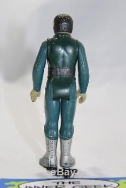 Figurine Rare Vintage Snaggletooth Bleue Star Wars