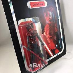 Figurine Star Wars Darth Talon De Legacy Custom Vintage Cardback