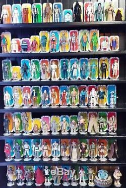 Figurine Vintage Kenner Star Wars, Lot Complet, Ensemble Complet