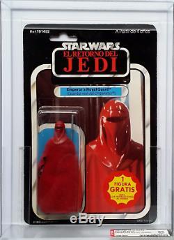 Garde Royale De L'empereur Vintage Star Wars Pbp Afa 85 (80/85/90)!