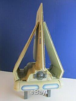 Guerres Complete Étoiles Vintage Imperial Navette Ship Véhicule D'origine Kenner Coffret