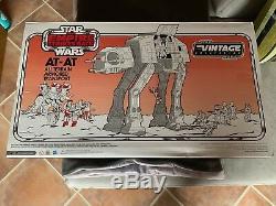 Hasbro Star Wars At-at - La Collection Vintage - Ovp