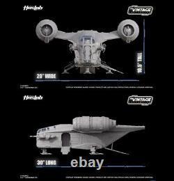 Hasbro Star Wars Vintage Collection Razor Crest Confirmé Précontraction Automne 2021