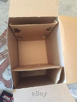 Inserts De Boxe De Guerre Vintage Star Wars Ewok Boxed Inserts Complets Près De Mint Con