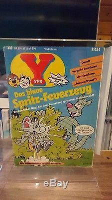 Jeu De Troupes Yps Comic Yps, 510, 509, Gi Joe Riffle, 3 Trooper, Star Wars Vintage