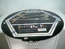 K19214541 Death Star W Box Palitoy Royaume-uni Carton Wars Set Complet Étoiles Vintage