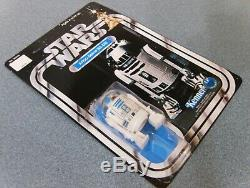 Kenner Star Wars Vintage R2-d2 12 Retour C Kenner 1977 Cardback
