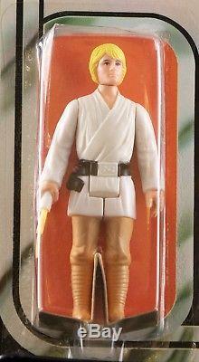 Kenner Vintage Star Wars 1977 Luke Skywalker 12 Retour B