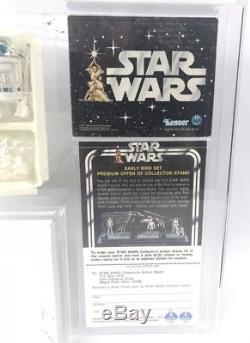 Kit Débutant Vintage Kenner Star Wars 1978 Avec Sabre Télescopique Double Afa