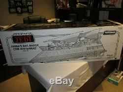La Barge Khetanna À La Voile De La Collection Vintage De Star Wars, Yakface Haslab