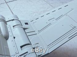 Le Retour Du Jedi Du Véhicule Kenner De La Navette Rotj Imperial Shuttle Vintage Star Wars 1984