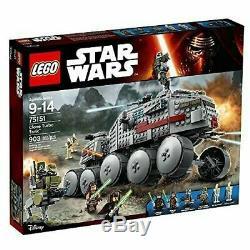 Lego # 75151 Star Wars Clone Turbo Ensemble Tank Clone Wars Episode II Nouveau Joint