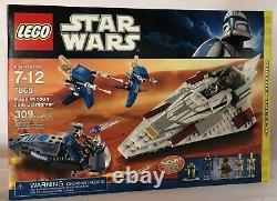 Lego 7868 Star Wars Mace Windu's Jedi Starfightger - Nouveau Dans La Boîte Scellée D'usine