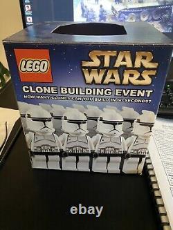 Lego Clone Bâtiment Event Box Lego Star Wars Walmart Jedi Challenge Event 2002